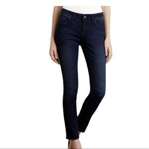 Anthropologie Pilcro Stet Slim Ankle Jeans